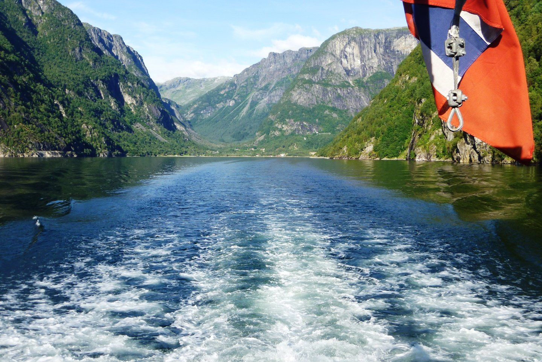 Норвегия. Фьорды