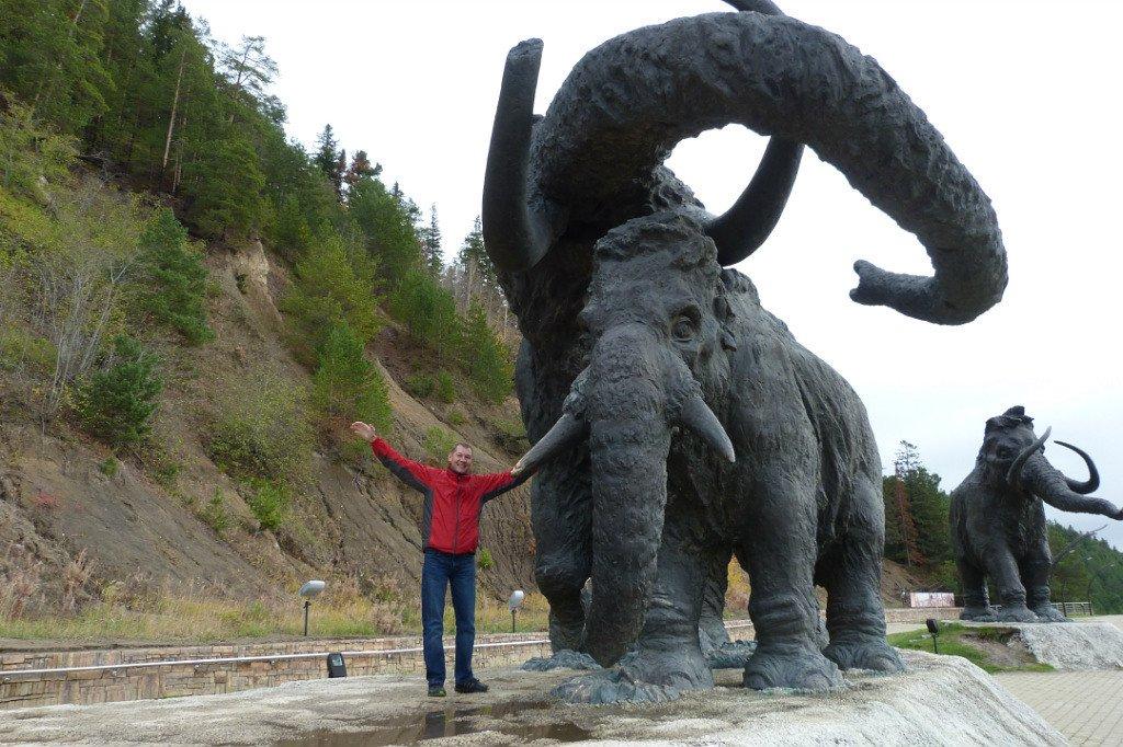 Археопарк в Ханты Мансийске